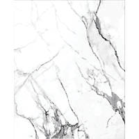 Splashback Carrara Marble Self-Adhesive Splashback 600 x 750 x 6mm