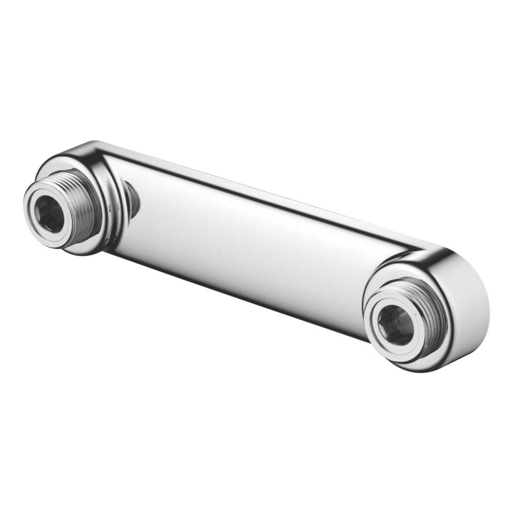 Non Return Shower Check Valve Chrome Shower Spares Parts Screwfix Com