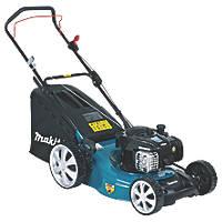 Makita PLM4626N 46cm 140cc Push Rotary Petrol Lawn Mower
