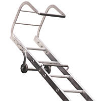 Lyte 2-Section Aluminium Roof Ladder 7.67m