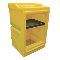 PWS Yellow Work Stand
