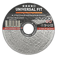"Stone Cutting Disc 4½"" (115mm) x 2.5 x 22.2mm"
