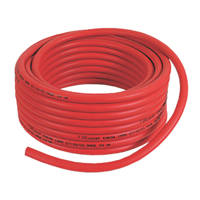 "Red Fire Hose 30m x ¾"" (19mm)"
