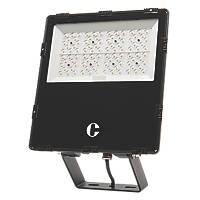 Collingwood  LED Industrial Floodlight Black 100W 11,400lm