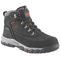 Scruffs Scarfell   Safety Boots Black Size 9