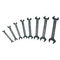 Teng Tools 6208 Open-Ended Spanner Set 8 Pcs
