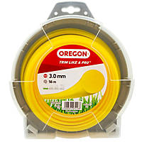 Oregon  Yellow Trimmer Line 3 x 15m