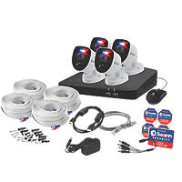 Swann SWDVK-856804-RL 8-Channel CCTV DVR Kit & 4 Cameras