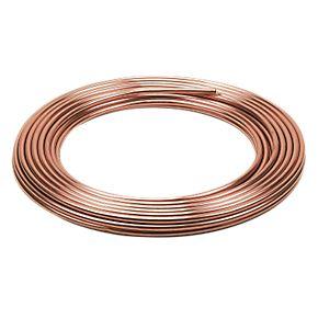 wednesbury microbore copper coil pipes 10mm x 25m copper. Black Bedroom Furniture Sets. Home Design Ideas