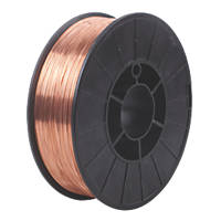 Impax Mild Steel MIG Wire 5kg 0.6mm