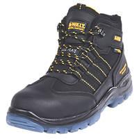 DeWalt Nickel   Safety Boots Black Size 8