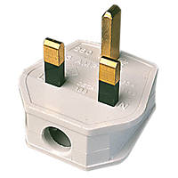 Labgear  13A  Plug White