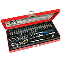 "C.K  1/4"" Socket Set 39 Pieces"