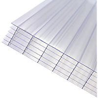 Axiome Fivewall Polycarbonate Sheet Clear 1000 x 32 x 2000mm