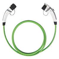 Masterplug 32A 7kW  Mode 3 Type 1 Plug EV Charging Cable 5m