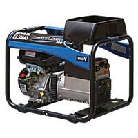 SDMO 200E 4000W 200A DC Portable Generator & Welding Set 110 / 230V