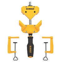 DeWalt 90° Angle Clamp Kit