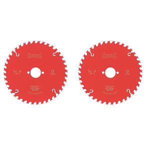Freud Pro 190mm x 30mm Twin Pack TCT Circular Saw Blades F03FS08088
