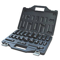 Erbauer  Impact Socket Set  21 Pack