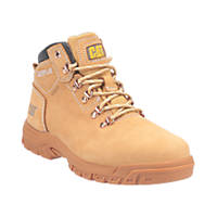 CAT Mae  Ladies Safety Boots Honey Size 8