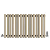 Terma Rolo-Room Designer Radiator 500 x 865mm Brown