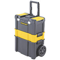 Stanley  3-Tier Rolling Workshop