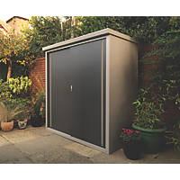 "Trimetals Guardian D63 Storage Building 3' 6 x 6' 0 x 6' 0"""
