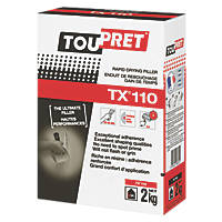 Toupret  Toupret TX110 Expert Rapid Drying Interior Filler 2kg