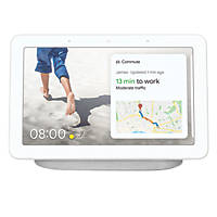 Google Nest Home Hub Voice Assistant with Screen Chalk