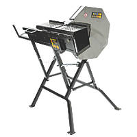 The Handy THSBENCH-G 405mm Saw Bench with Guard 2200W