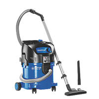 Nilfisk Attix 30-01 PC 1500W 30Ltr Wet & Dry Vacuum Cleaner 240V