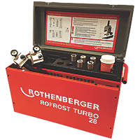 Rothenberger Rofrost Turbo 28 Electric Pipe Freezer 8-28mm 220-230V