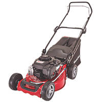 Mountfield HP185 46cm 125cc Hand-Propelled Rotary Petrol Lawn Mower