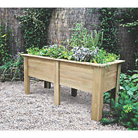 Forest Rectangular Deep Root Planter 1800 X 700 798mm