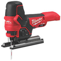 Milwaukee M18 FBJS-0 FUEL 18V Li-Ion RedLithium Brushless Cordless Body-Grip Jigsaw - Bare