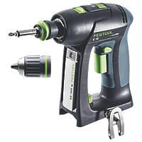 Festool C18 Li 18V Li-Ion  Brushless Cordless Drill Driver - Bare