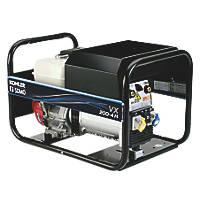 SDMO VX200/4H 4000W 200A DC Portable Generator & Welding Set 110 / 230V