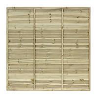 Grange Primo Fence Panels 1.83 x 1.8m 3 Pack