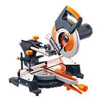 Evolution RAGE3FP2551 255mm Single-Bevel  Compound Mitre Saw 110V
