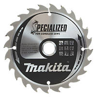 Makita TCT Circular Saw Blade 160 x 20mm 24T