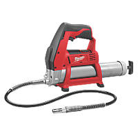 Milwaukee M12 GG-0 12V Li-Ion RedLithium  Cordless Grease Gun - Bare