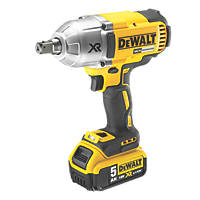 DeWalt DCF899P2-GB 18V 5.0Ah Li-Ion XR Brushless Cordless Impact Wrench