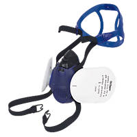 Draeger X-plore 3500 Construction Half Mask with Filters P3R