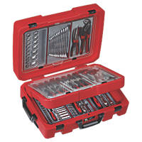 Teng Tools Service Case Tool Kit 100 Pieces
