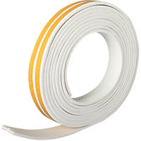 Diall Sealing Strip White 24m