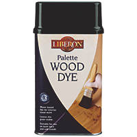 Liberon Water Based Interior Pallette Wood Dye Light Oak 250ml