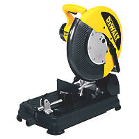 DeWalt DW872-GB 2200W 355mm Electric Metal Cutting Chop Saw 240V