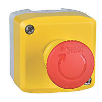 Schneider Electric XALK178 Red Push-Button Complete Control Station