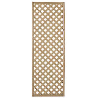 Forest Rosemore Softwood Rectangular Trellis 2 x 6' 5 Pack