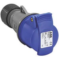 ABB Connector 16A 2P+E 250V 6H IP44